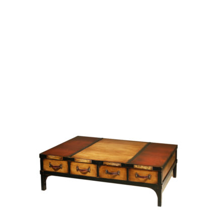 Table Basse réf 840 Merisier Doré
