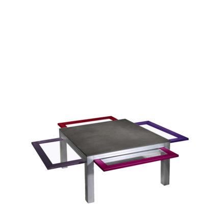 Table Basse Réf 763 laques brossées