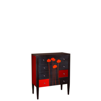 Commode Coquelicot Réf 769C